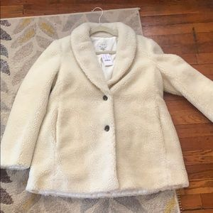 NWT JCREW TEDDY JACKET